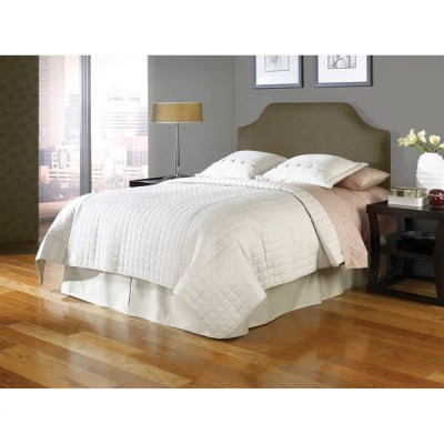 Fashion Bed Bordeaux taupe queen/full size headboard ...