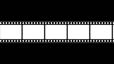 Camera Film Negative Concept HD Stock Footage. Stills Camera Film Roll And Negatives Set Against ...