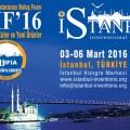 İstanbul Uluslararası Buluş Fuarı, 3-6 Mart 2016