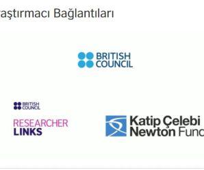 """Katip Çelebi-Newton Fonu kapsamında Türkiye-Birleşik Krallık """"Çalıştay Düzenleme Desteği"""" ve  """"Akademik Ziyaret Desteği"""" başvuruları açıldı"""