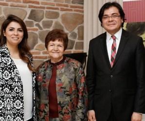 İnsan Gelişimi Araştırma Ödülü sahiplerini buldu