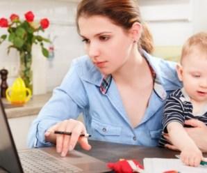 Çalışan annelere  1500 TL bakıcı desteği