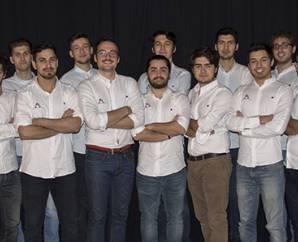 İTÜ'lü Öğrenciler Mars Keşif Robotu Üretecek