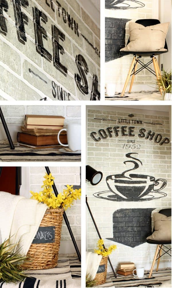1000  images about Brick Wall Advertising on Pinterest | Brick ...