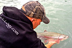 Kenai Trout and Dolly (2 of 5)