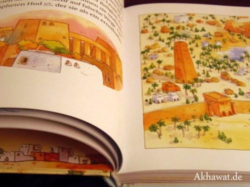 Gutenachtgeschichten aus dem Koran