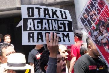 Akihabara สะเทือน รวมพลังโอตาคุ ต่อต้านการเหยียดเชื้อชาติ