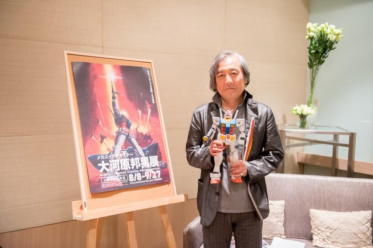 [Special Interview] พบกับอาจารย์ Mecha Designer ในตำนาน Kunio Okawara