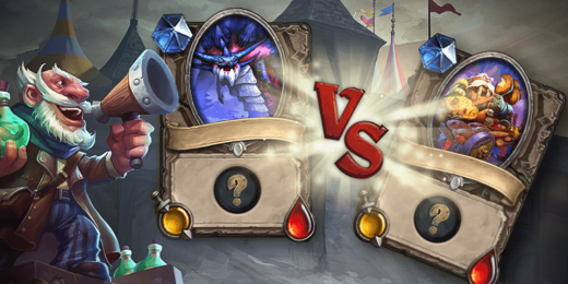HearthStone reveal TGT
