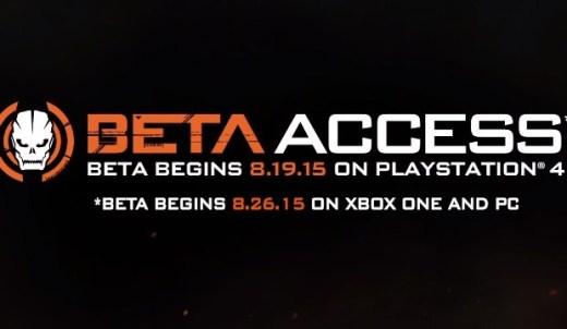 Call Of Duty Black Ops III Beta