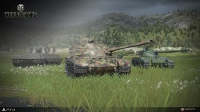 World Of Tanks PS4 (2)