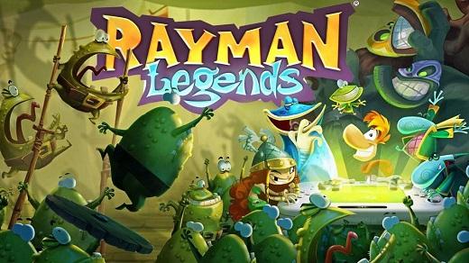Rayman Legends