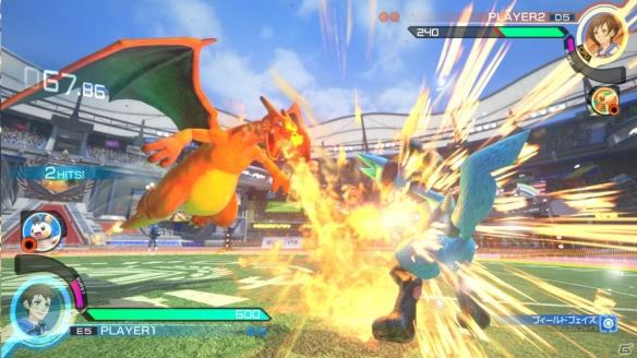Pokken Tournament3