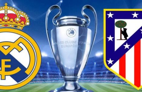 Real Madrid VS. Atlético de Madrid