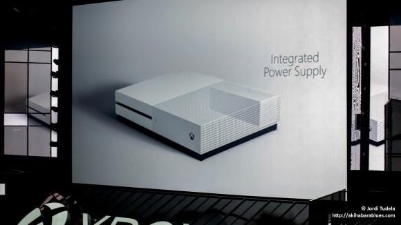 xbox slim conferencia microsoft