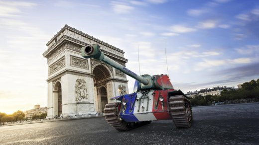 World Of Tanks Liberte