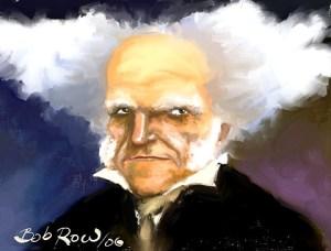 Arthur Schopenhauer suluboya
