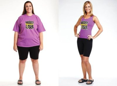 The Biggest Loser Runner-Up Hannah Curlee Gets Married, Shows Off 103-Pound Weight Loss in ...