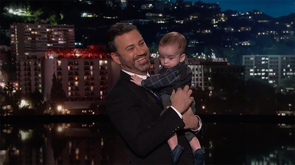 Ellen DeGeneres Surprises Jimmy Kimmel With a Special Dedication to His Son Billy | E! News