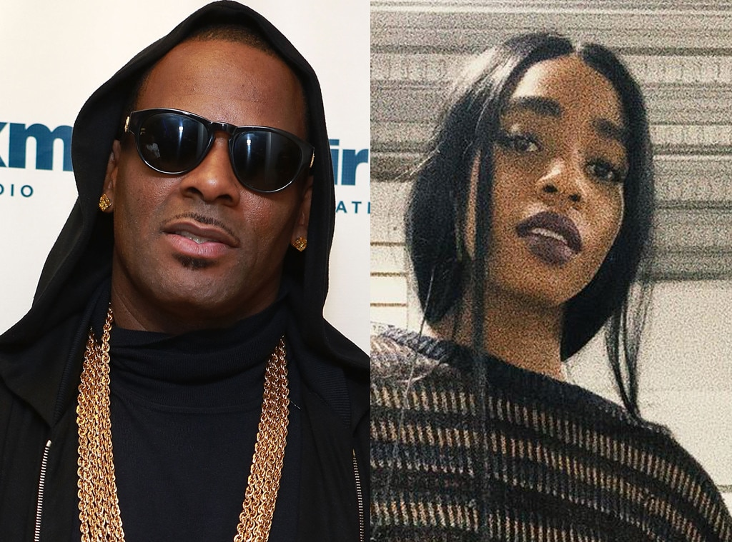 R. Kelly's Daughter Condemns Him as a Monster Amid Allegations   E! News