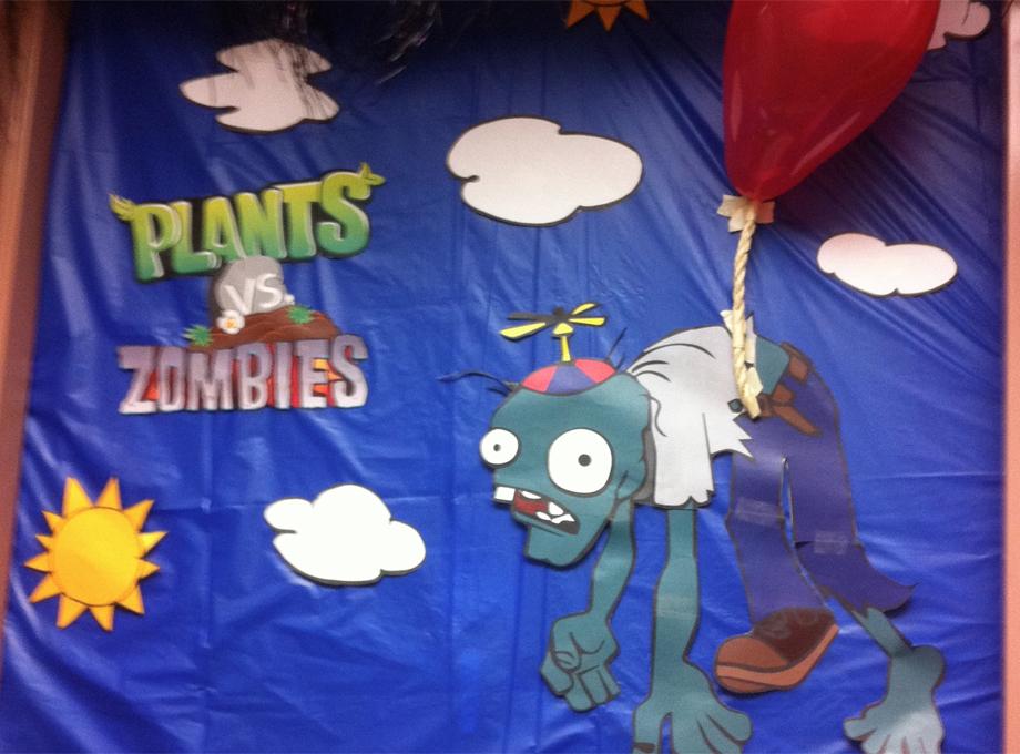 Plant's vs. Zombies