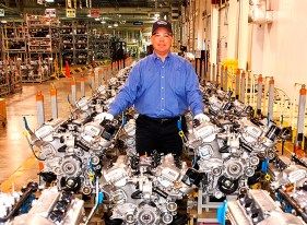 Jim Bolte is president of Toyota's Alabama plant. (Image: Toyota)