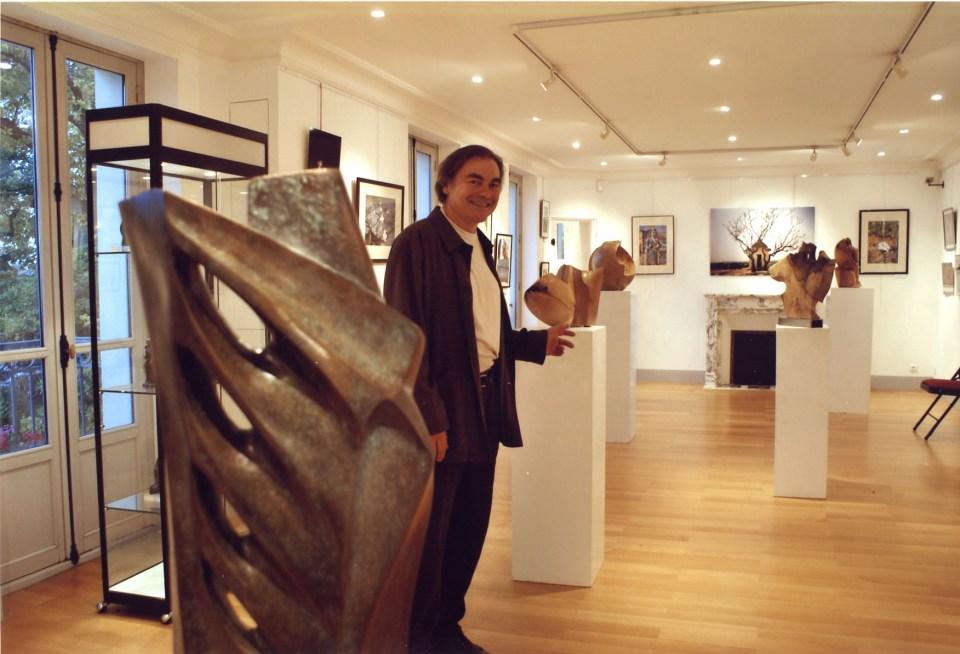 Les Tourelles, par Michel Wyn 2008