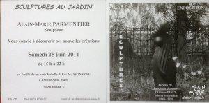 Carton expo jardin 2011