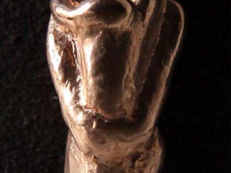 BO Femme à l'enfant, Bronze doré
