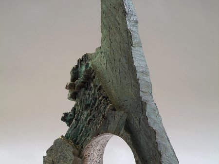 Bermudes, bronze 40x20x15