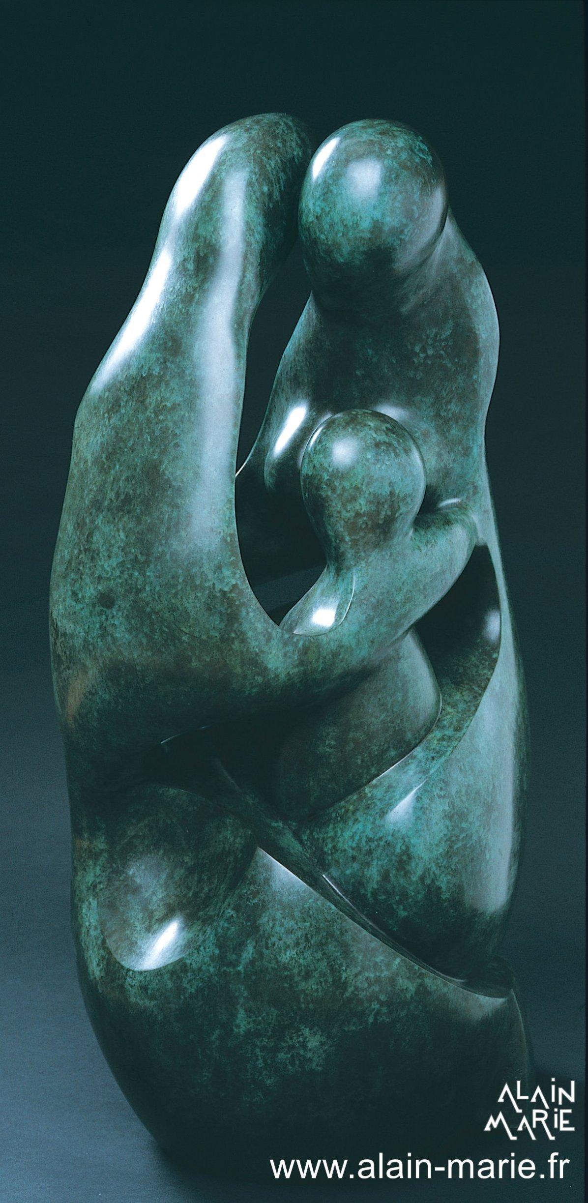 Trinité bronze HR