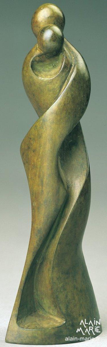 Vie-liane bronze 15x3.5x4.5