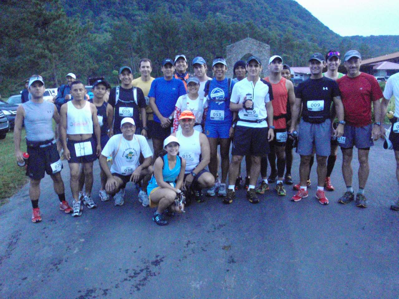 El Valle Trail Race 2011 Terminada