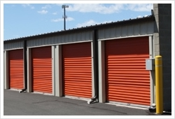 outside storage units offer easy access to your personal mini storage space