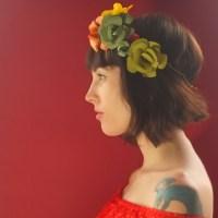 DIY: Paper Flower Crown
