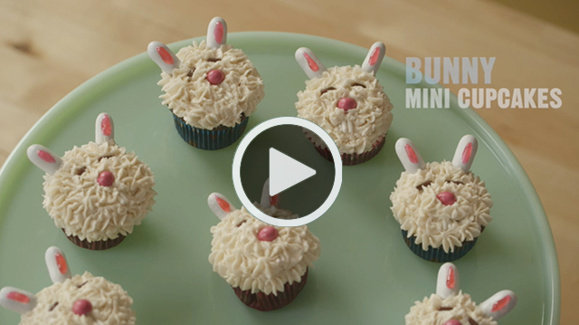 Craft On_Bunny Cupcakes Play