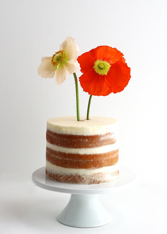 Cake Vase