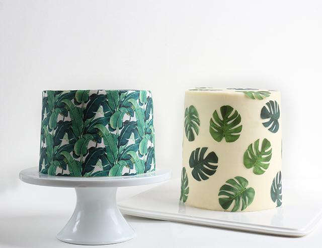 Wallpaper Cakes