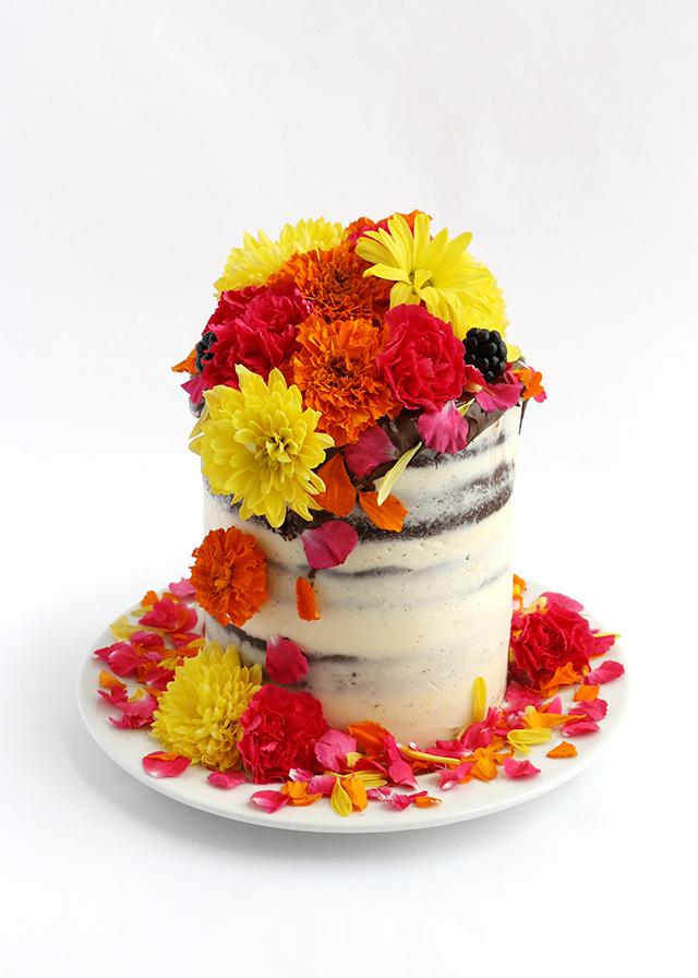 Flower Cake 14