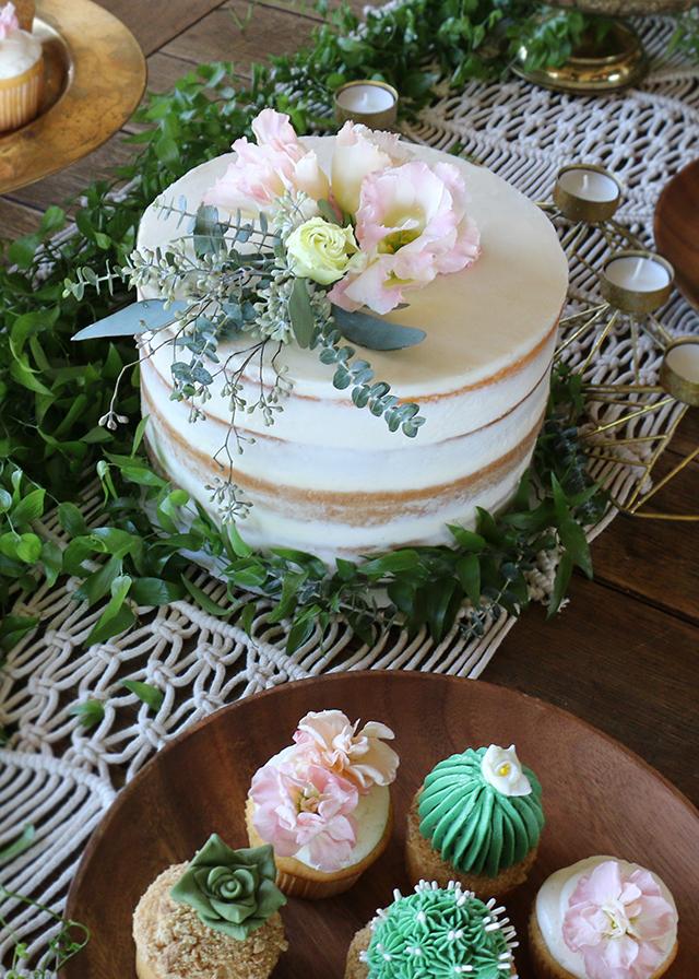 Palm Springs Wedding Desserts