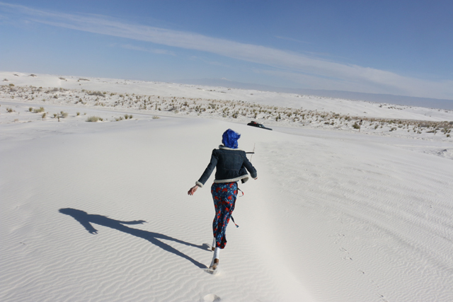 White Sands Run