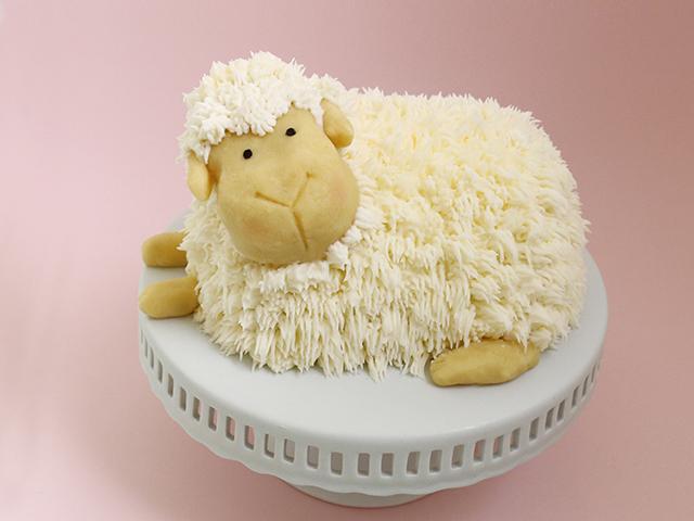 AlanaJonesMann Lamb Cake