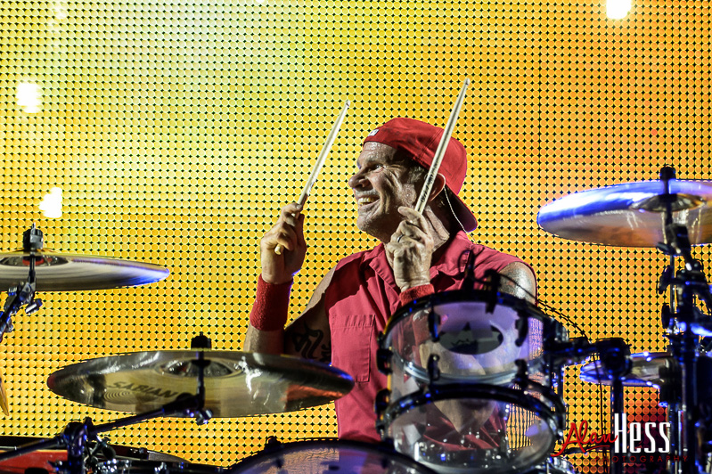 Red Hot Chili Peppers / 2012