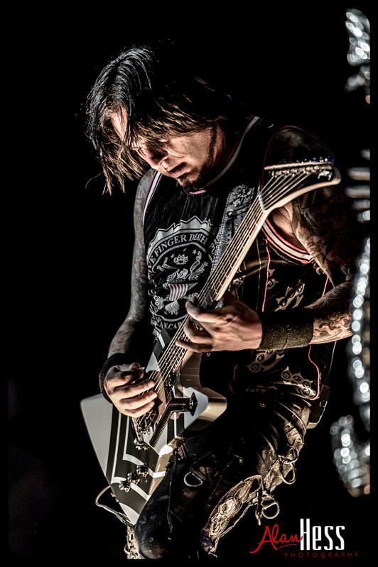 Rockstar Energy Drink Mayhem Festival 2013/ Five Finger Death Punch