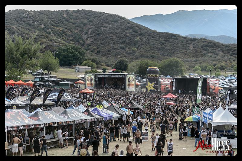 Rockstar Energy Drink Mayhem Festival / 2013