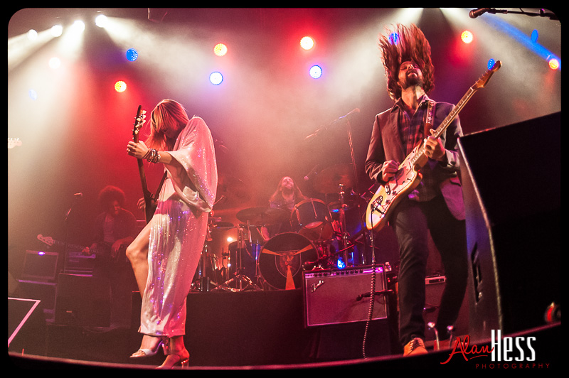 Grace Potter and the Nocturnals / 2013