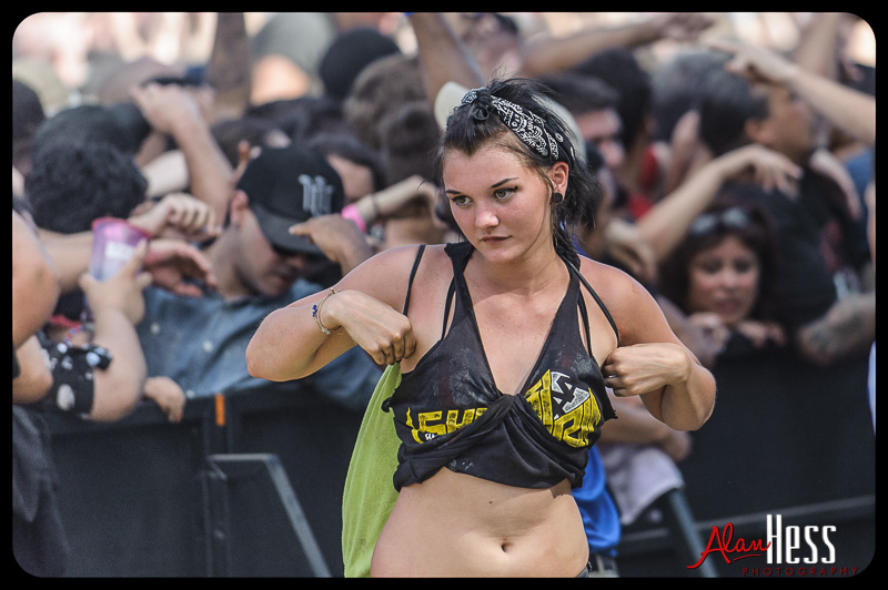 Rockstar Energy Drink Mayhem Festival / 2014