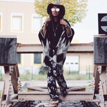 Bloggerparade-Poncho