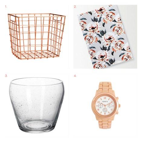 Alba Benítez |04/WISHLIST - online shopping: golden shades