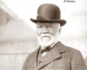 "Carnegie - Dunfermine's ""Most Famous Son"""